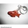 """Брелок """"K034 Рыбка маленькая"""""""
