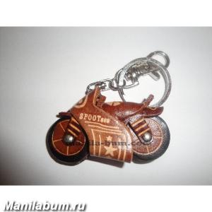 """Брелок """"K041 Мотоцикл"""""""