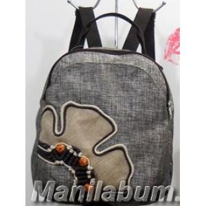 7405-1 Рюкзак льняной