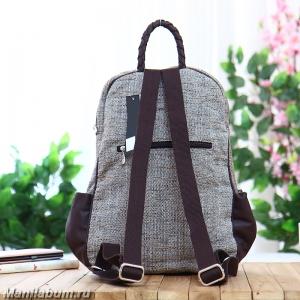 7411-1 Рюкзак льняной