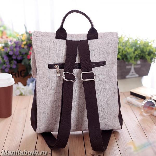 Рюкзаки из льна рюкзаки swissgear алматы