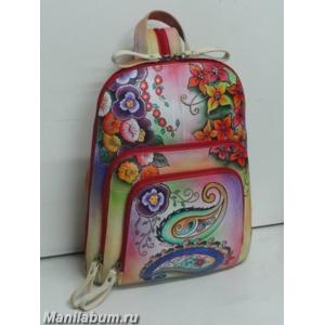 "Рюкзак ""7108-23 Pink Flowers"""